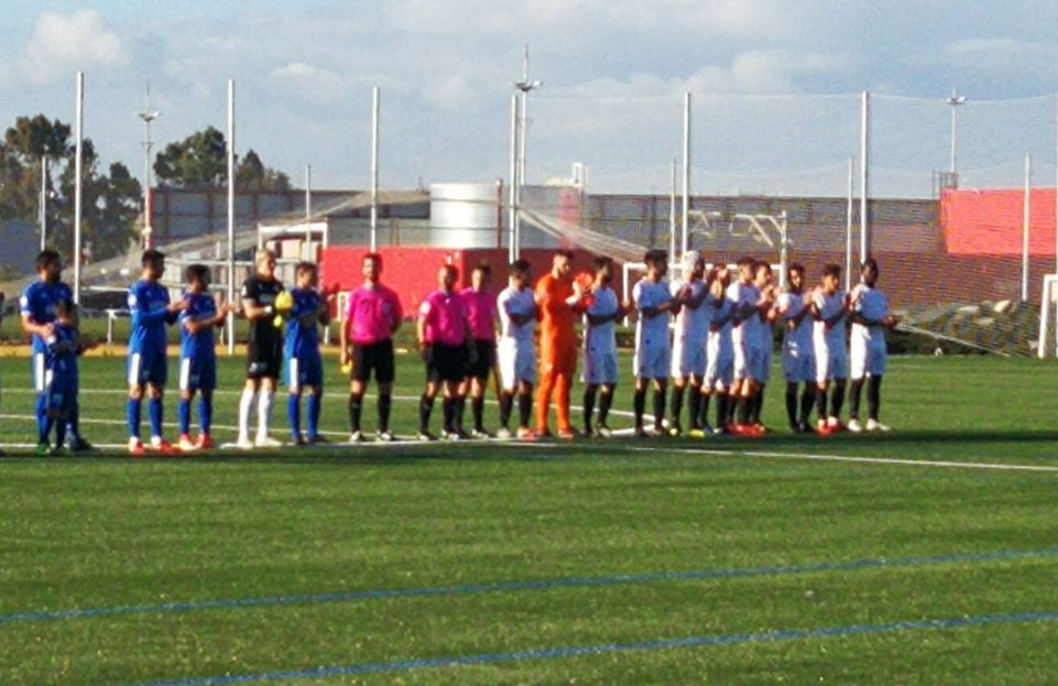 Crónica | Sevilla FC C 0-0 Xerez DFC