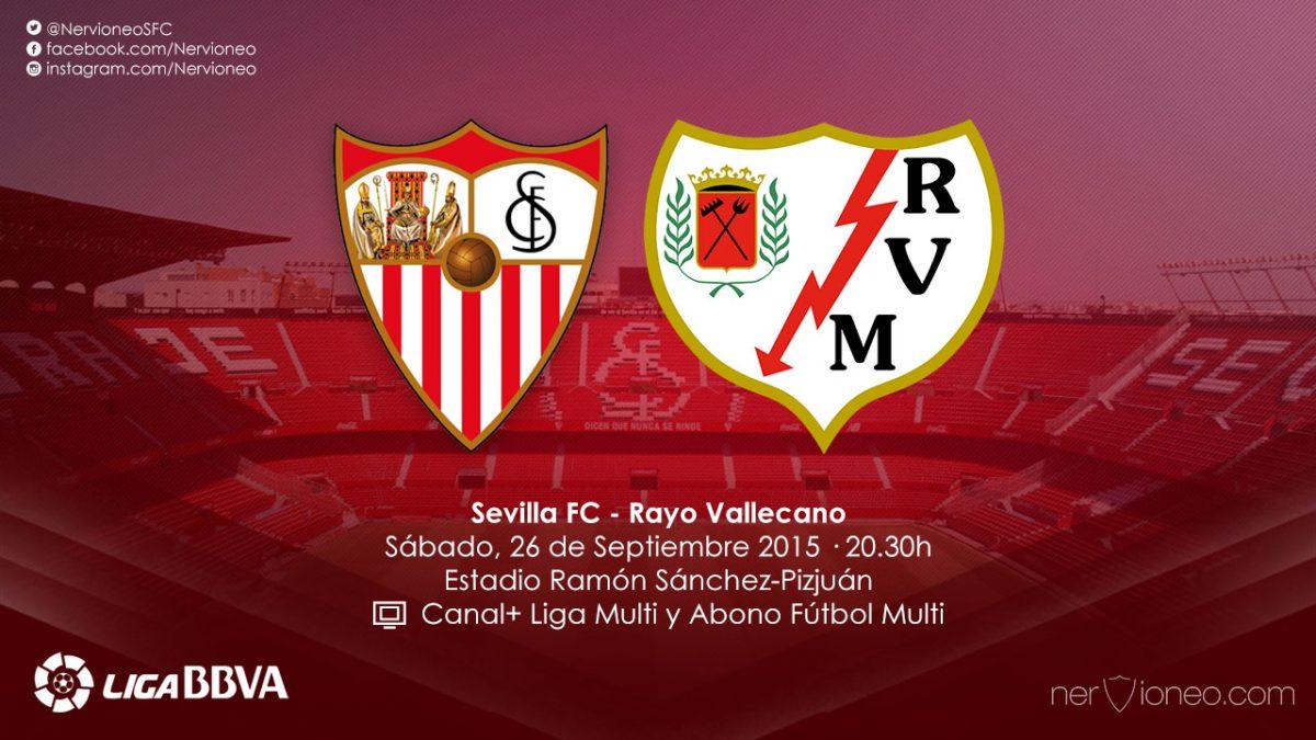 Previa | Sevilla FC – Rayo Vallecano