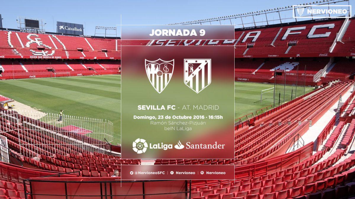 Previa | Sevilla FC – Club Atlético de Madrid
