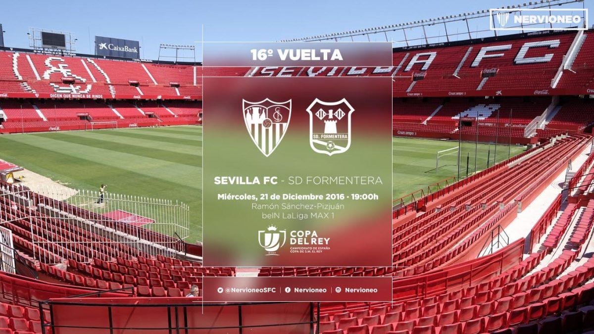 Previa | Sevilla FC – SD Formentera