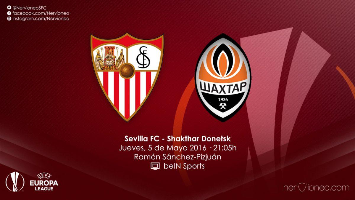 Previa | Sevilla FC –  Shakhtar Donetsk