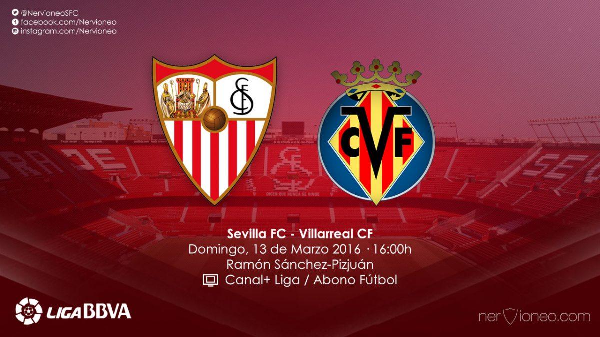 Previa   Sevilla FC – Villareal CF