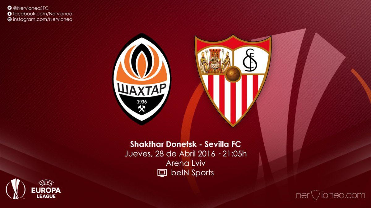 Previa | Shakhtar Donetsk – Sevilla FC