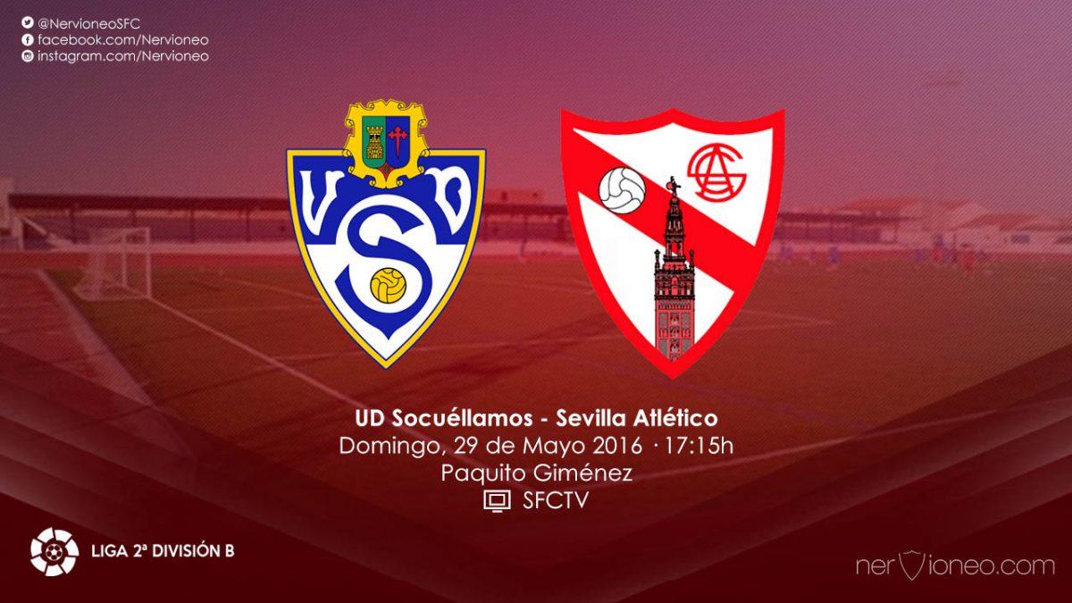 Previa   UD Socuéllamos – Sevilla Atlético