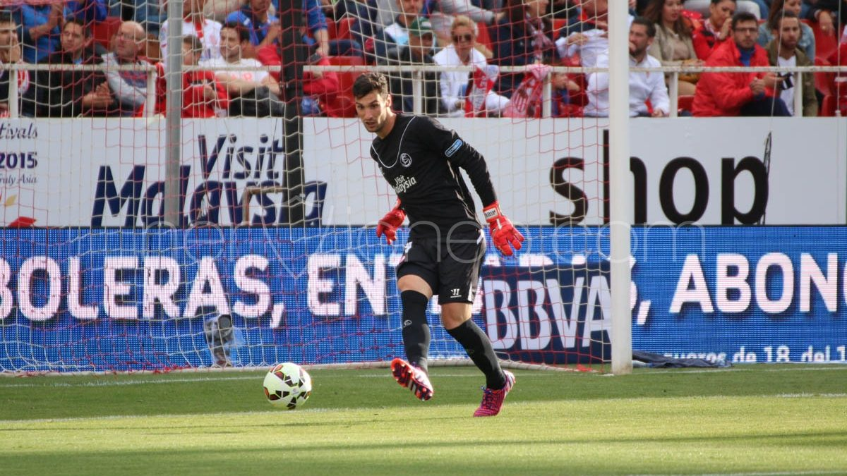 Del Bosque vuelve a llamar a Sergio Rico