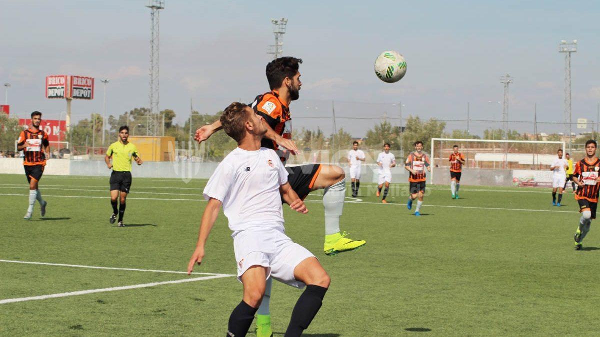 Crónica | Sevilla FC C 2-1 Arcos CF