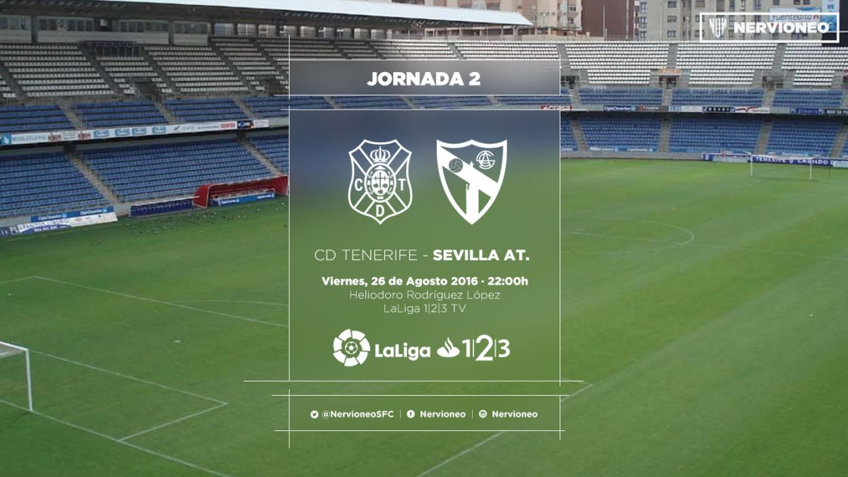 Previa | CD Tenerife – Sevilla Atlético