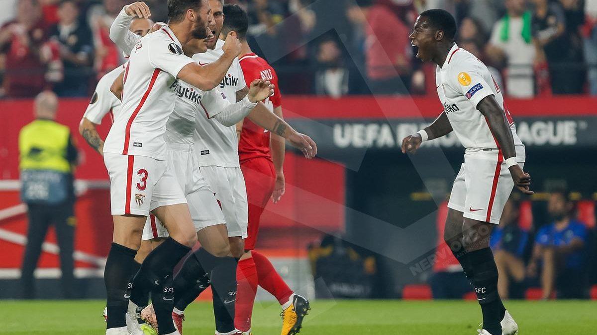 Fotos | Sevilla FC – Akhisar
