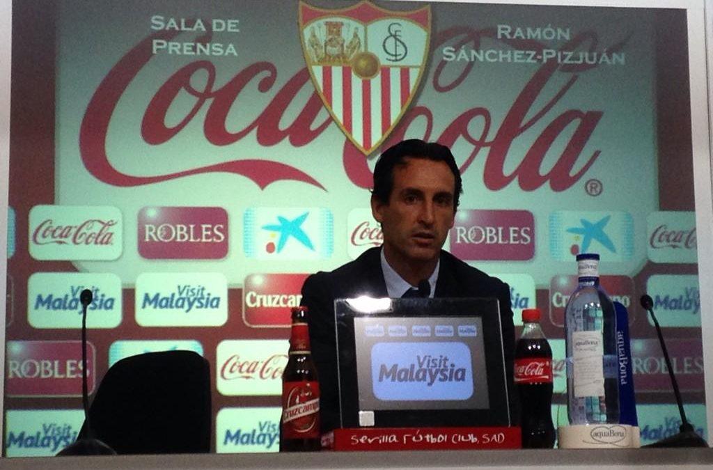 Rueda de prensa | Emery: «Queremos seguir dando pasos para crecer como equipo»