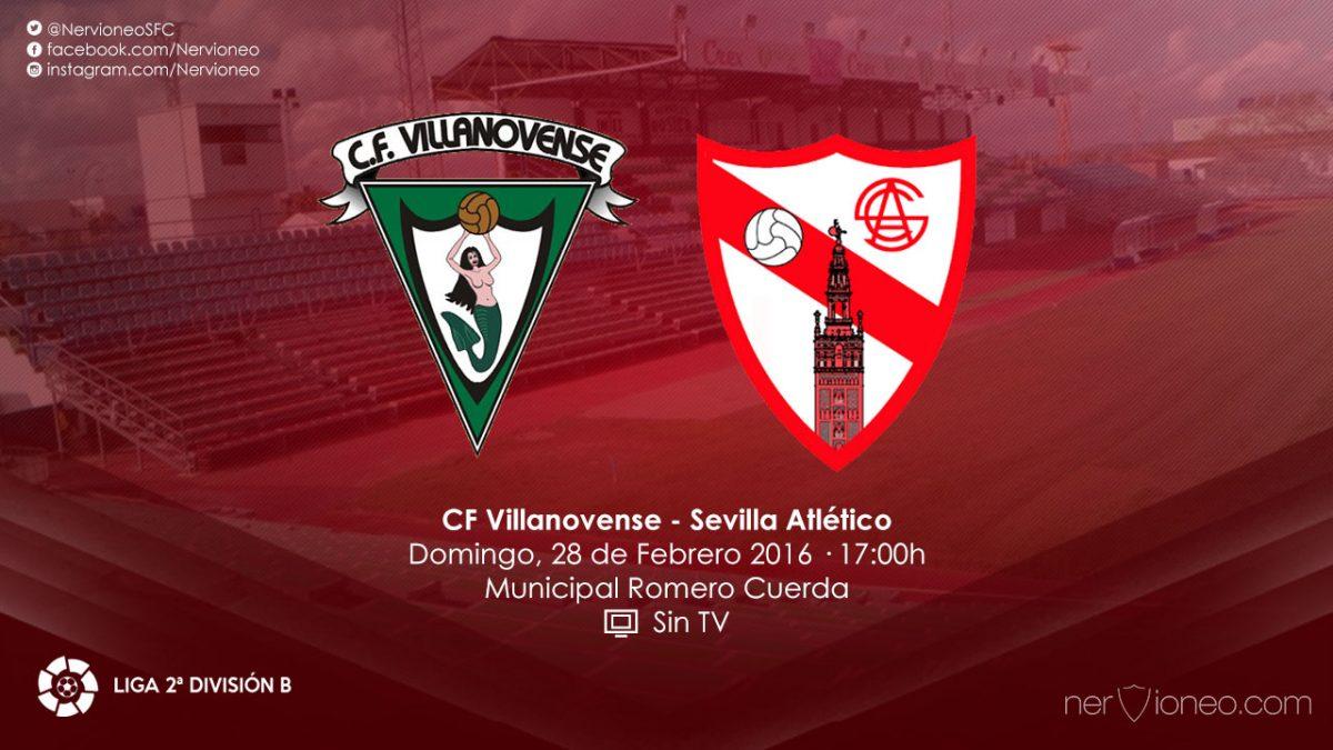 Previa   CF Villanovense – Sevilla Atlético