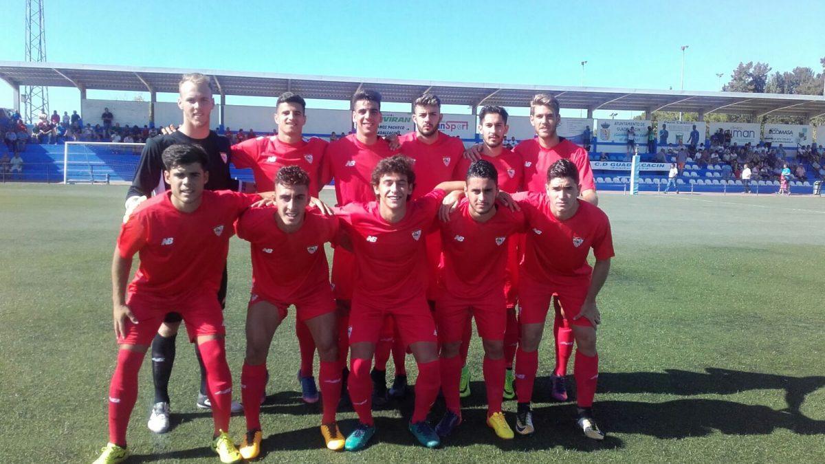 Crónica | CD Guadalcacín 2-1 Sevilla FC C