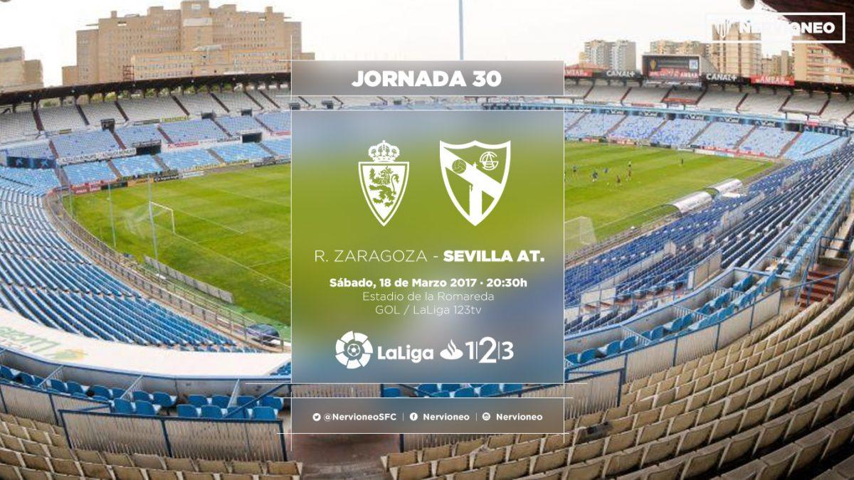 Previa | Real Zaragoza – Sevilla Atlético
