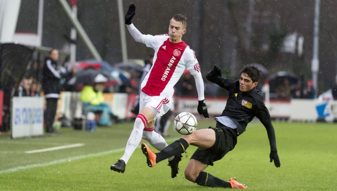 Crónica | AFC Ajax u-19 3-1 Sevilla FC