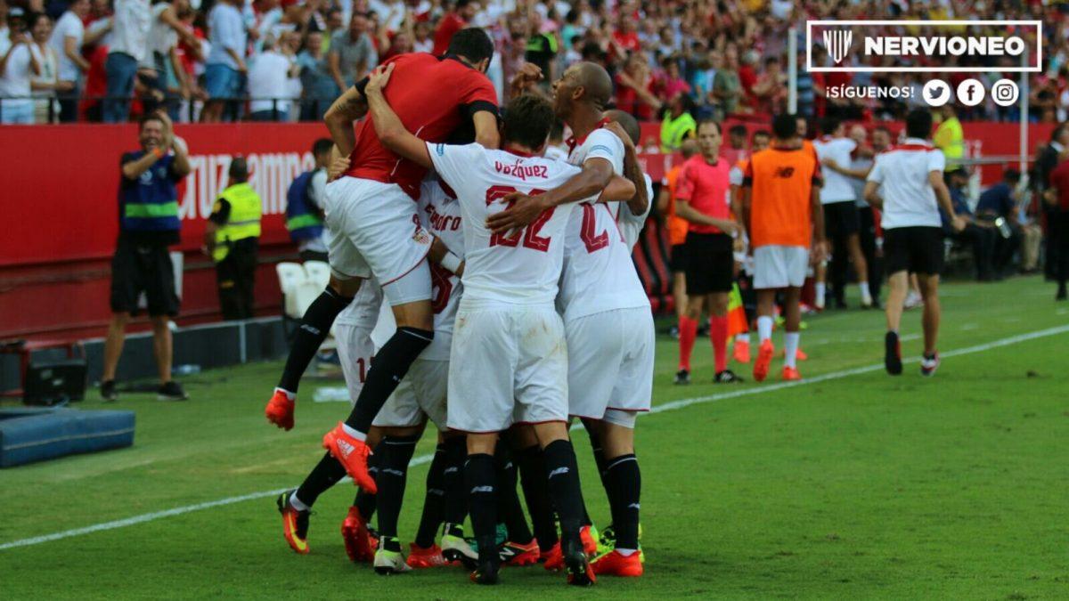 Análisis táctico | Sevilla FC 2-1 UD Las Palmas