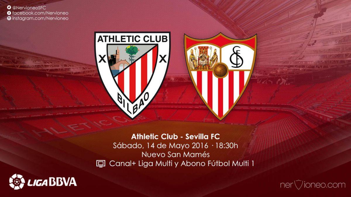 Previa | Athletic Club – Sevilla FC