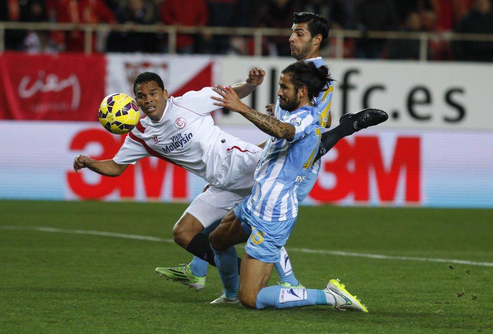 Análisis táctico | Sevilla FC 2 – 0 Málaga CF
