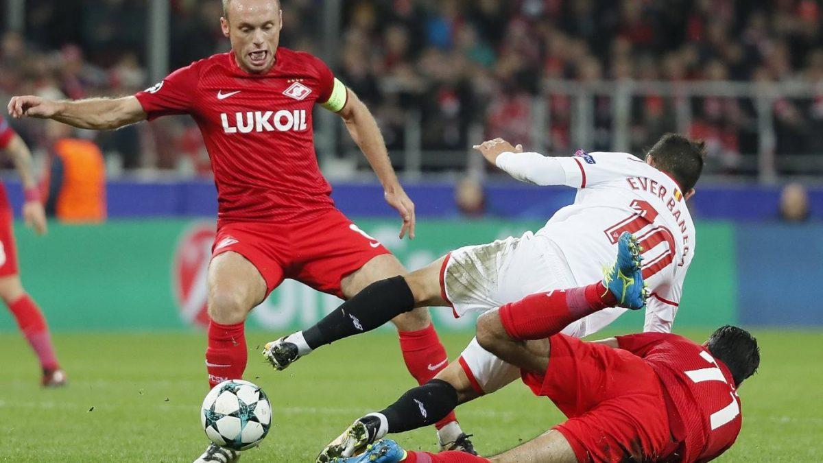 Análisis táctico | Spartak Moscú 5-1 Sevilla FC