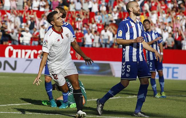 Crónica | Sevilla FC 4-0 FC Cartagena