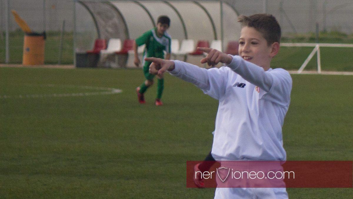Fotogalería | Sevilla FC – Andalucía Este CF (3ª Andaluza Benjamín G.2 – SE)
