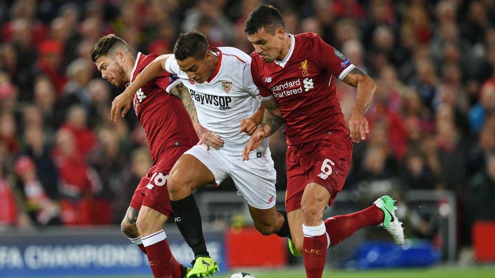 Crónica | Liverpool FC 2-2 Sevilla FC