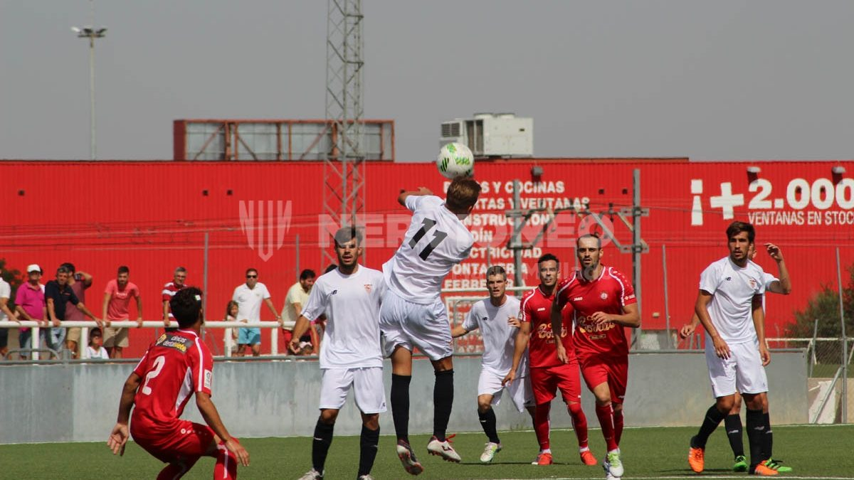 Previa | Sevilla FC C – CD Cabecense