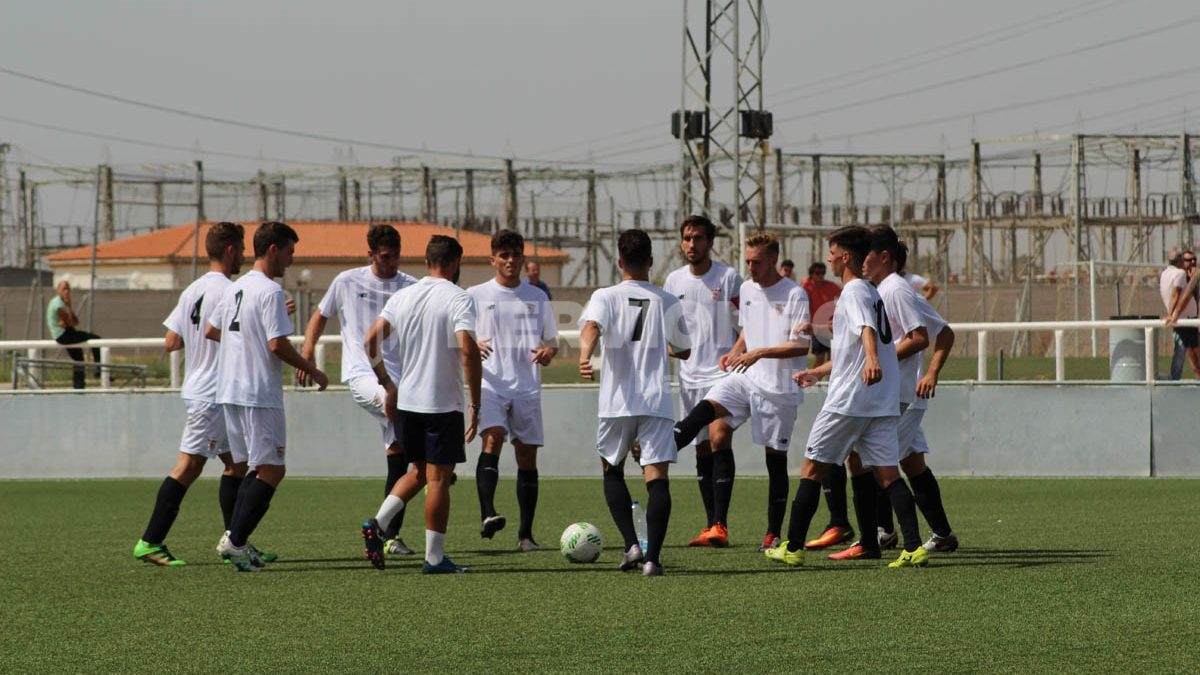 Previa | Sevilla FC C – Real Betis B