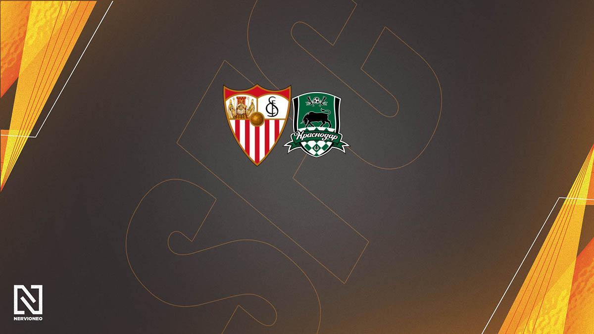 Previa | Sevilla FC – FC Krasnodar