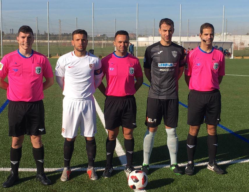 Crónica | Sevilla FC C 3-2 UB Lebrijana