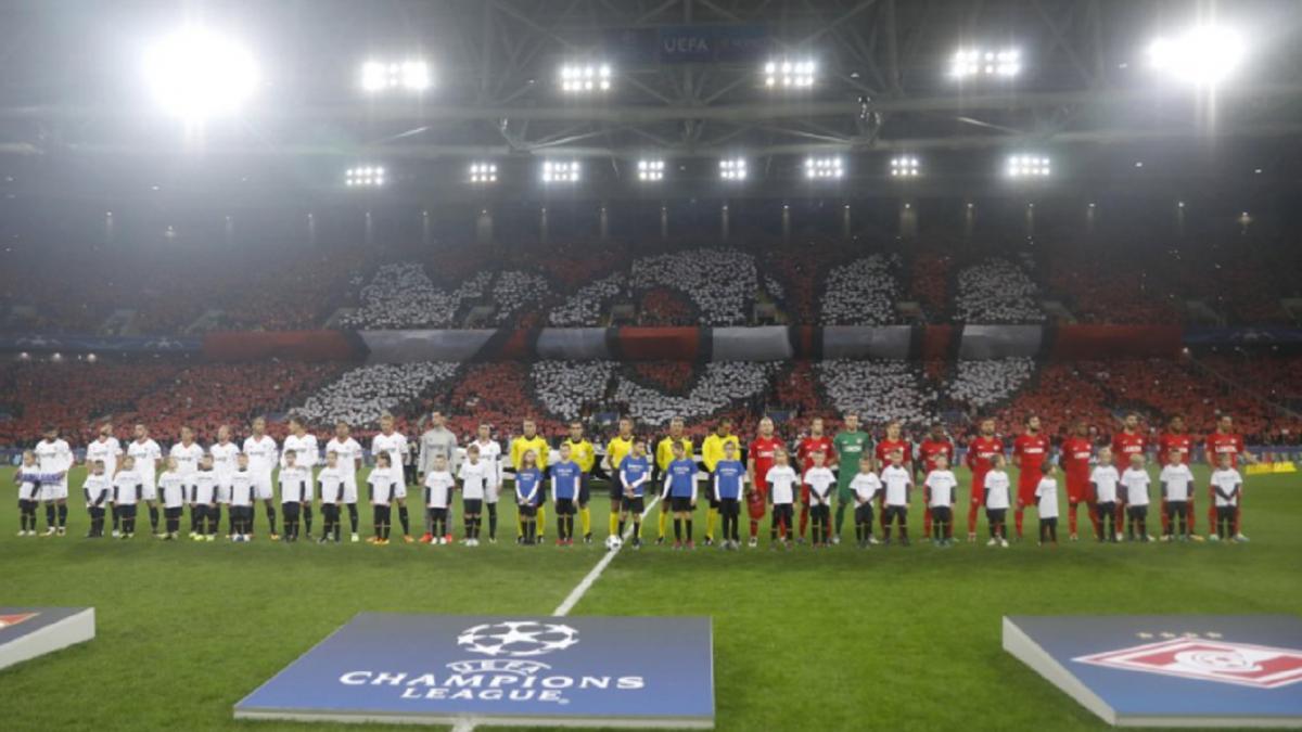 Análisis arbitral | Spartak Moscú 5-1 Sevilla FC