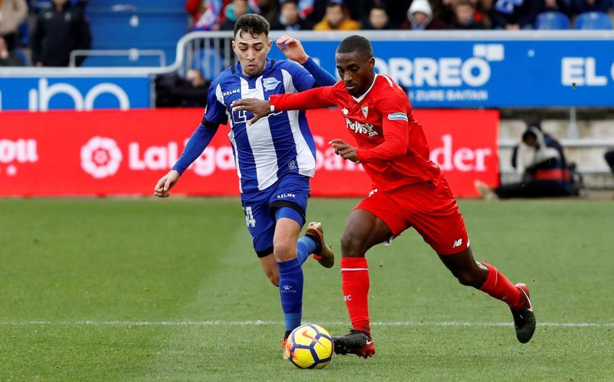 Análisis táctico   Deportivo Alavés 1-0 Sevilla FC