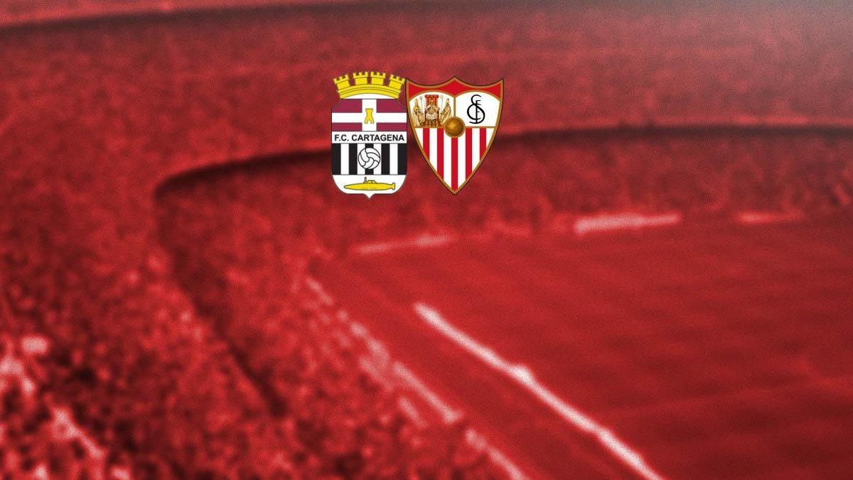 El FC Cartagena, rival del Sevilla FC en 1/16 de Copa