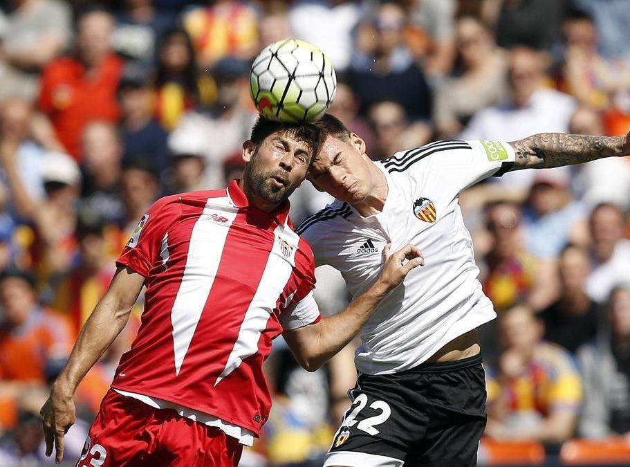 Análisis táctico   Valencia CF 2-1 Sevilla FC