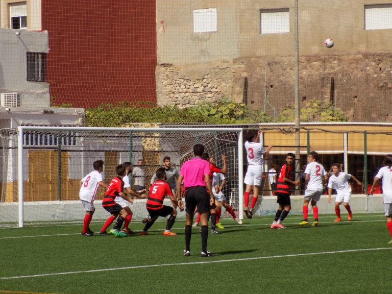 Crónica | CF Rusadir 0 – 1 Sevilla FC