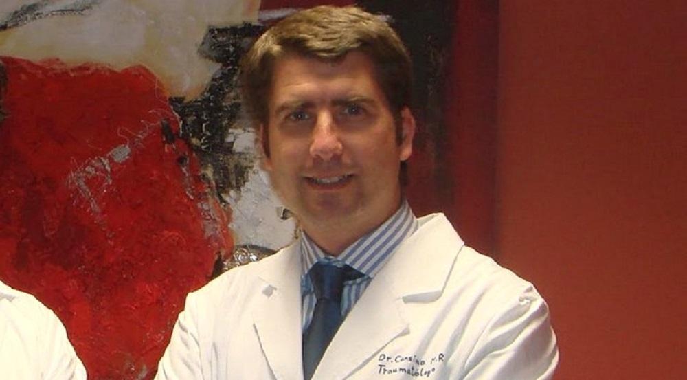 Daniel Cansino será el nuevo jefe de los servicios médicos