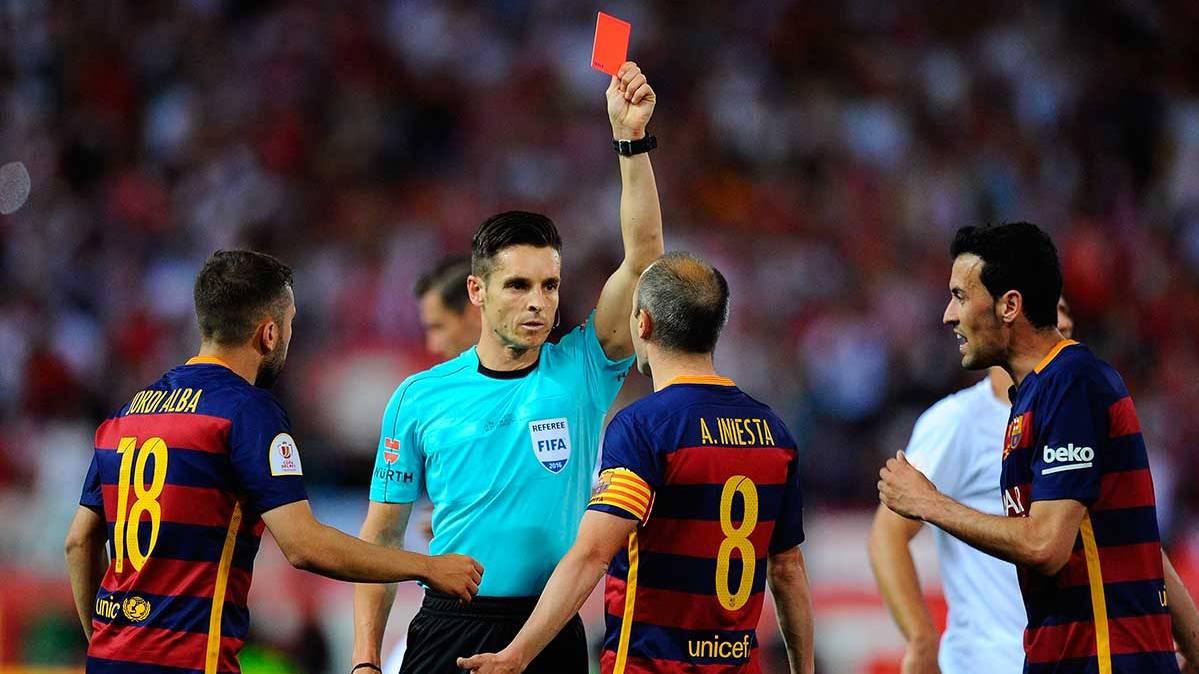 Análisis arbitral | FC Barcelona 2-0 Sevilla FC