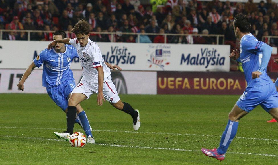 Valoraciones | Sevilla 1-0 Rijeka