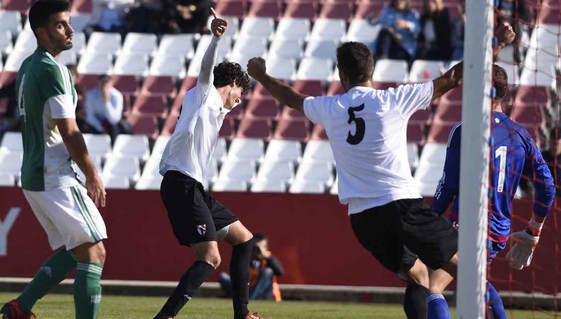 Crónica | Sevilla Atlético 1-0 Betis B