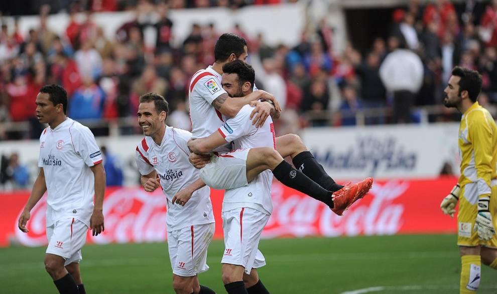 Curiosidades | Sevilla FC 3-0 Cordoba CF