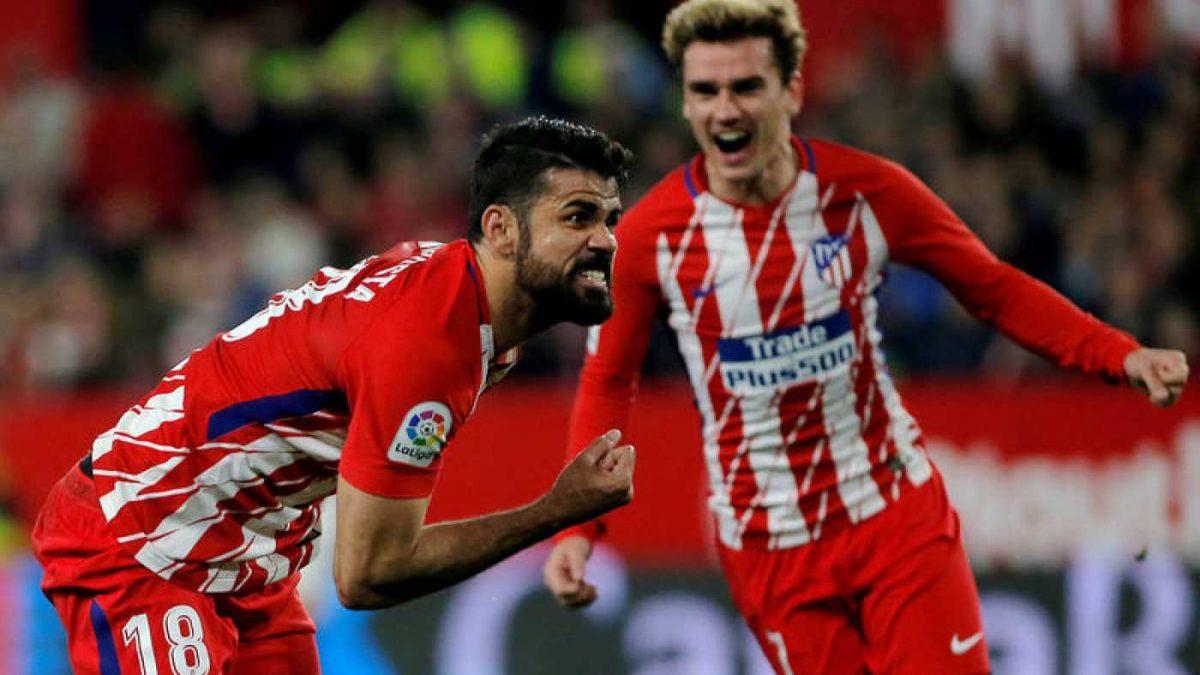 Análisis táctico | Sevilla FC 2-5 Atlético de Madrid