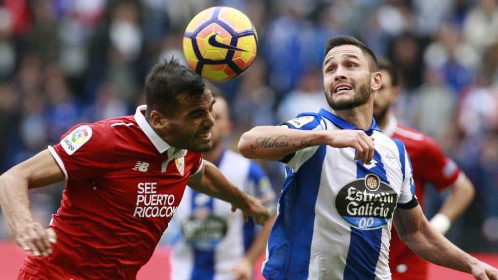 Análisis táctico | RC Deportivo 2-3 Sevilla FC