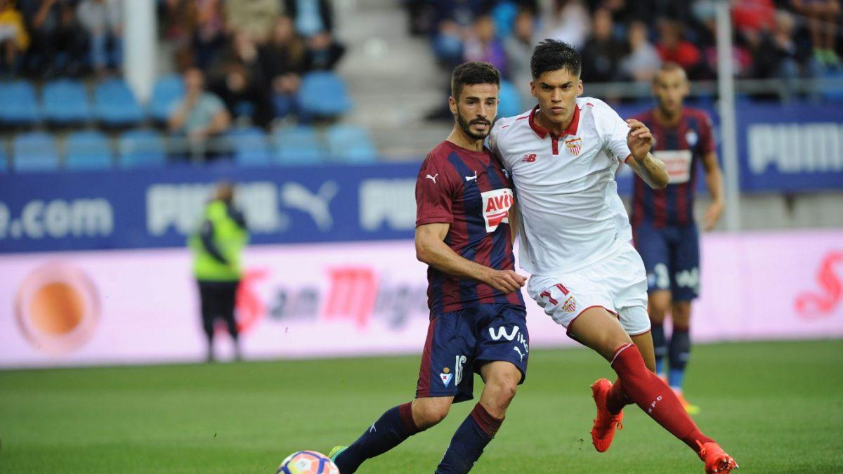 Análisis táctico | SD Eibar 1-1 Sevilla FC