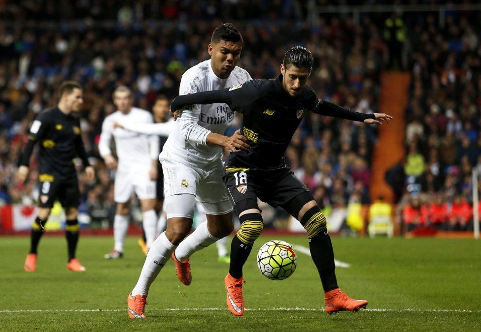 Análisis táctico | Real Madrid CF 4-0 Sevilla FC