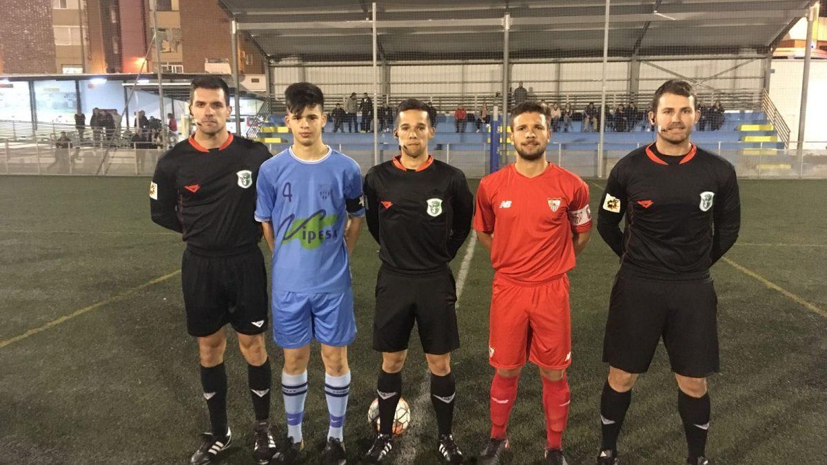 Crónica | 26 de Febrero CD 3 – 1 Sevilla FC