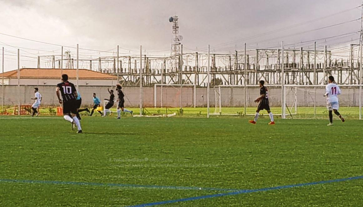 Crónica | Sevilla FC C 0-1 AD Ceuta CF