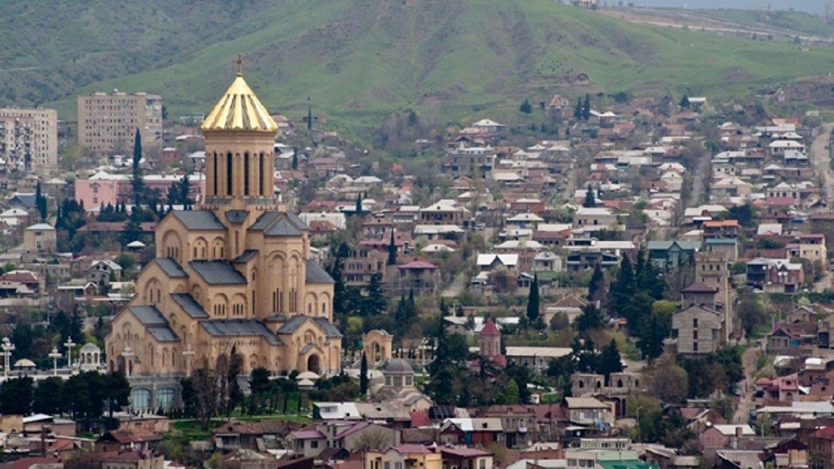 Todos los caminos conducen a Tiflis