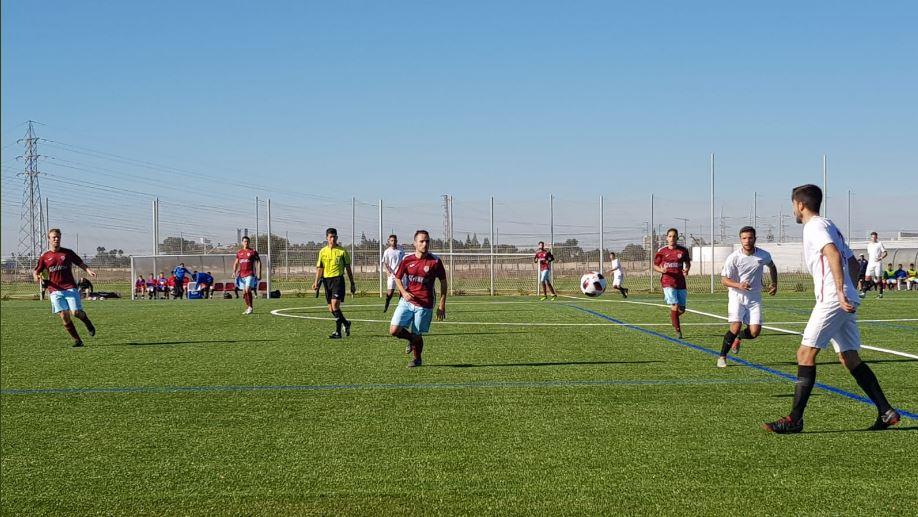 Crónica | Sevilla FC C 3-0 Arcos CF