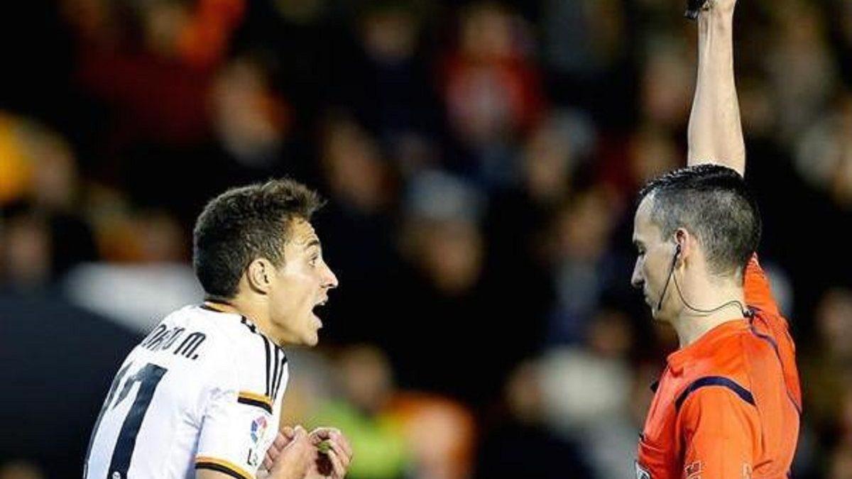 Análisis arbitral   Valencia CF 3-1 Sevilla FC
