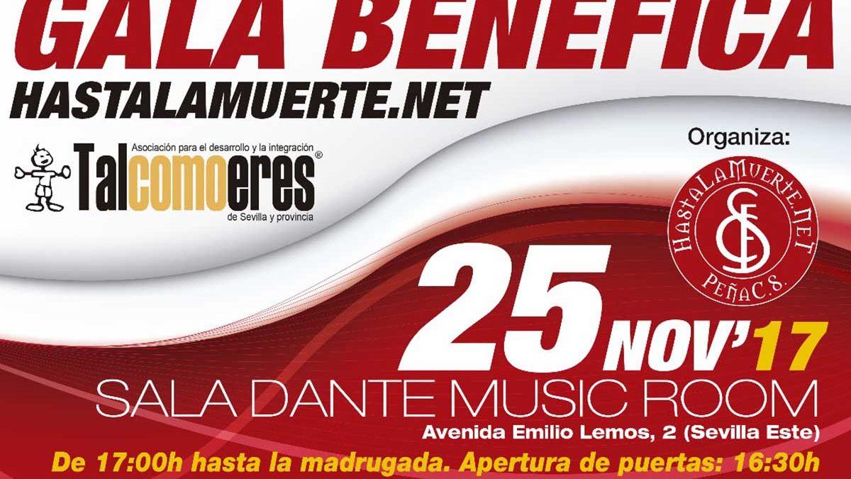 Gala benéfica organizada por la PCS HastaLaMuerte.Net
