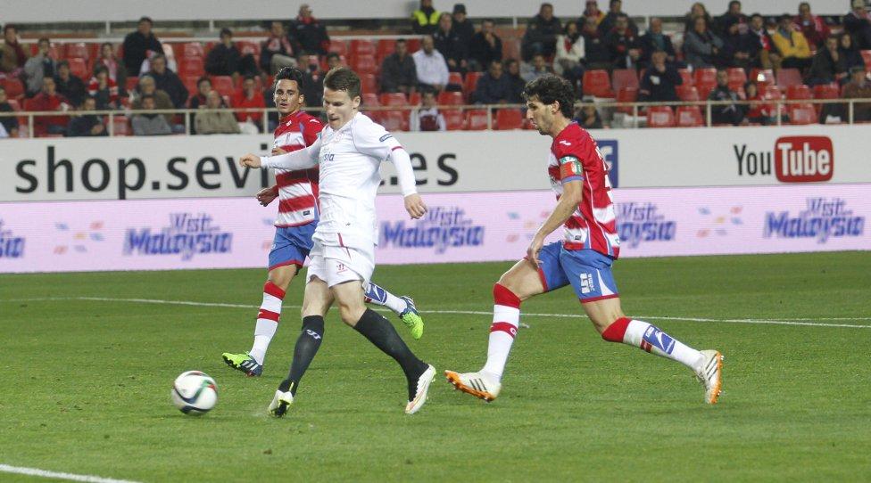 Valoraciones | Sevilla FC 4-0 Granada CF