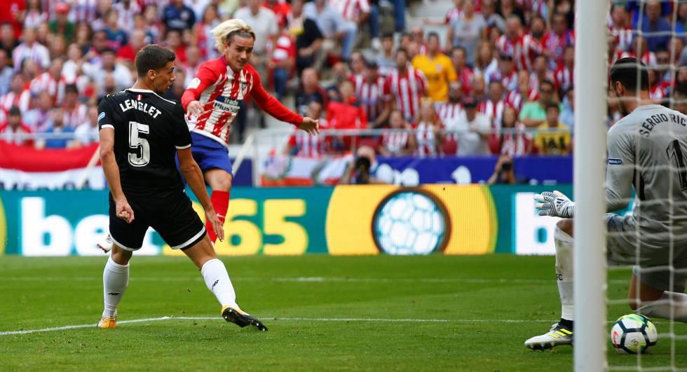 Análisis táctico | Atlético de Madrid 2-0 Sevilla FC